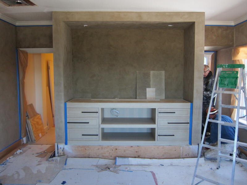 Cabinet for Penthouse Bedroom