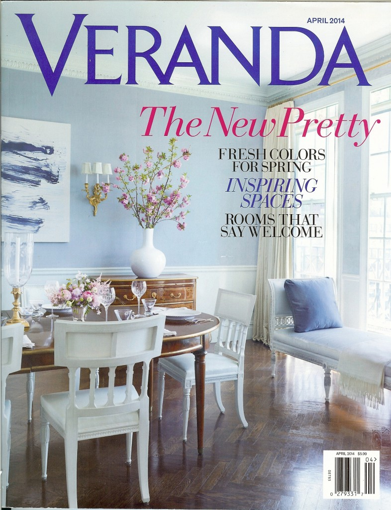Mitchel Berman Cabinetmakers featured in Veranda Magazine