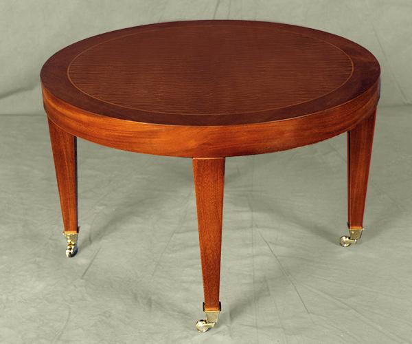 Custom Coffee Table By Mitchel Berman San Francisco