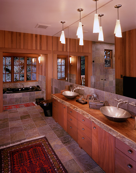 Custom master bathroom vanities san francisco bay area for Custom master bathroom designs